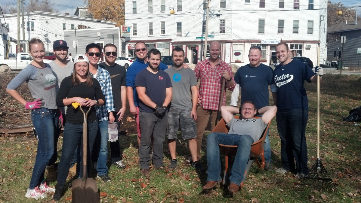 Digital Prospectors team gives back with company wide volunteer days